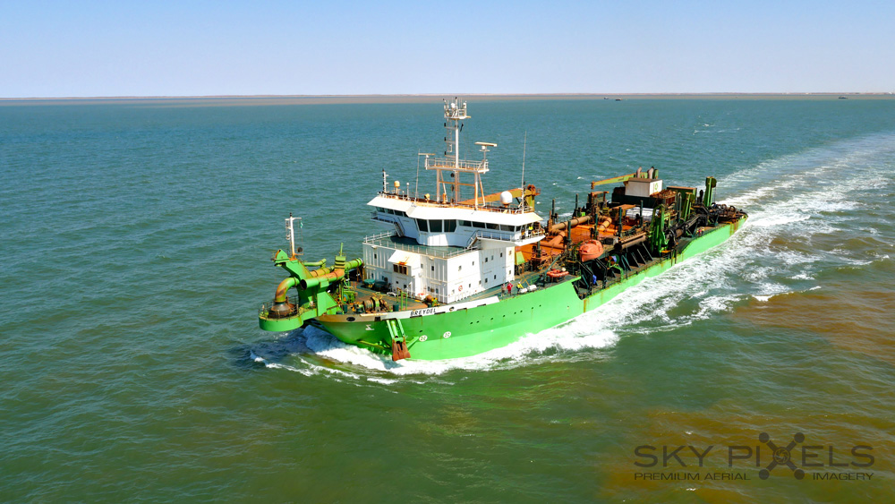 Wheatstone Project Dredging