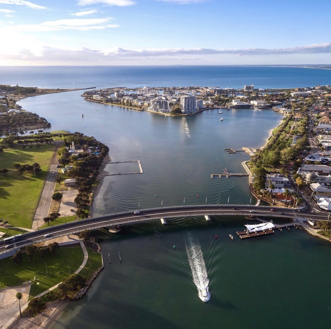 Mandurah bridge